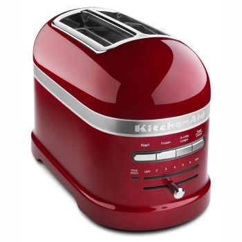 KitchenAid® Pro Line® Series 2-Slice Automatic Toaster - Candy Apple Red