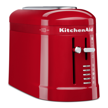 KitchenAid® 100 Year Limited Edition Queen of Hearts 2-Slice Toaster - Passion Red