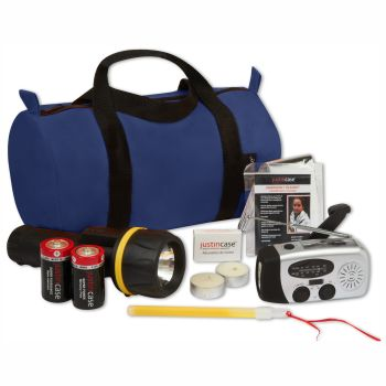 Justin Case® Power Outage Kit - 9 Pieces