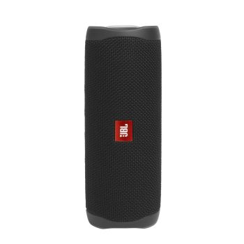 JBL Flip 5 Portable Waterproof Speaker - Black