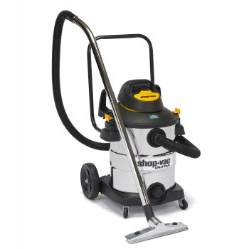Shop-Vac® 37.8L 6.5 Peak HP Stainless Steel Ultra Wet / Dry Vacuum with SVX2 Motor Technology