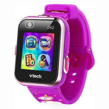 Vtech Kidizoom - French Version Smartwatch Dx2 - Unicorn Design