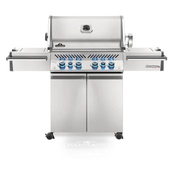 Napoleon Prestige PRO™ 500 with Infrared Rear and Side Burners - Natural Gas