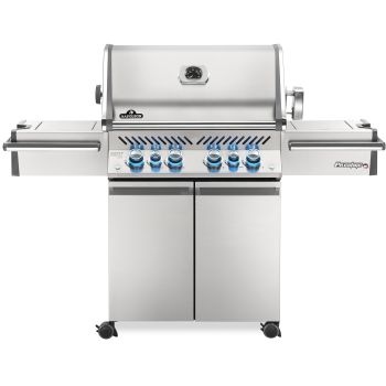 Napoleon Prestige PRO™ 500 with Infrared Rear and Side Burners - Propane