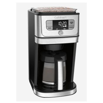 Cuisinart® Fully Automatic Burr Grind and Brew 12-Cup Coffeemaker