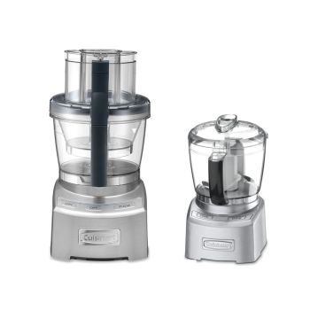 Cuisinart® Elite Collection® 12-Cup Food Processor with 4-Cup Chopper/Grinder