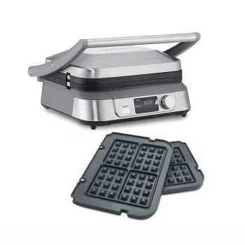 Cuisinart® Griddler® FIVE with Waffle Plates