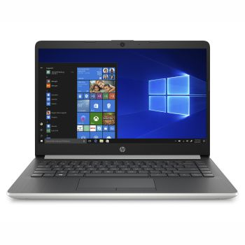 HP 14'' 14-cf1090ca Notebook with 1-Year Office 365 Personal and and HP 2-Year Pickup and Return Notebook Service