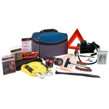 Justin Case® Roadside Safety Kit - 99 Pieces
