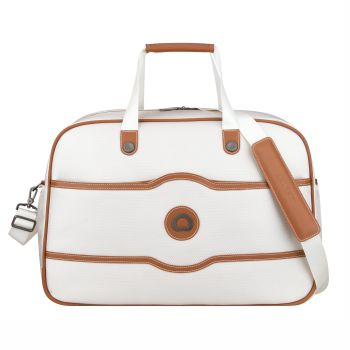Delsey Chatelet Soft Air Weekender Duffel - Champagne