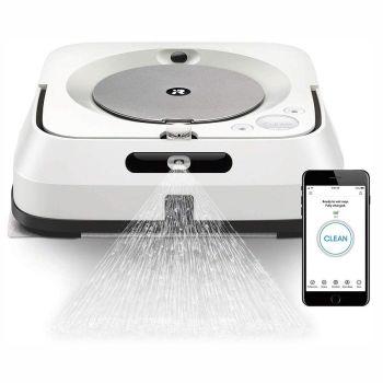 iRobot® Braava jet® M6 Wi-Fi® Connected Robot Mop
