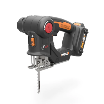 Worx 20V Power Share Axis Cordless Reciprocating & Jig Saw