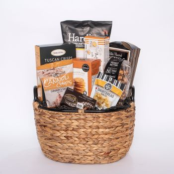 Peter & Paul's Gifts Intense-Small Gift Basket