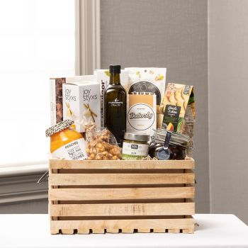 Peter & Paul's Gifts Good Eats Gift Basket