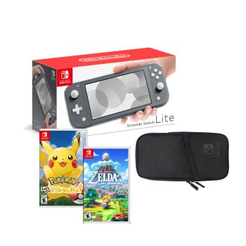 Nintendo Switch Lite Hardware Bundle
