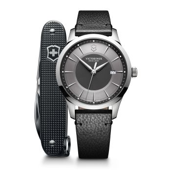 Victorinox Alliance Watch with Pioneer Swiss Army Knife