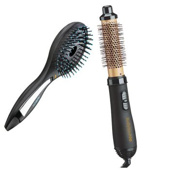Babyliss Ceramic Hot Air Styler & Avanti Ionic Brush