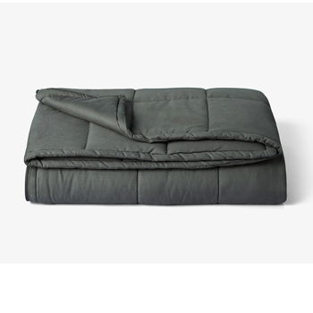 St.Teil Weighted Blanket with 100% Cotton Removable Cover - 41 x 60'', 7 lbs
