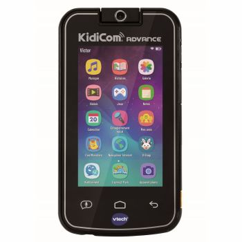 Vtech KidiCom Advance - Black - French Version
