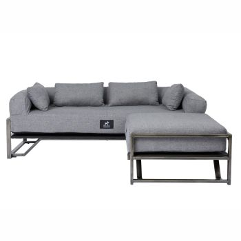 Hotel Doggy 8-Piece Pet Sectional