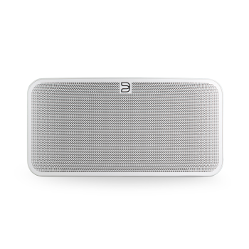 Bluesound PULSE MINI 2i Compact Wireless Multi-Room Music Streaming Speaker - White
