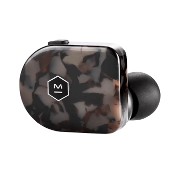 Master & Dynamic MW07 True Wireless Earbud - Grey Terrazzo Acetate
