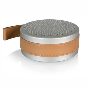 Tivoli Andiamo Portable Bluetooth Speaker - Silver