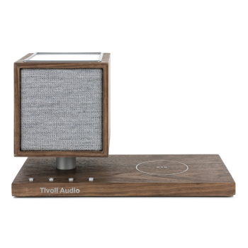 Tivoli Revive Blutooth Speaker with Wireless Charging Pad and Lamp
