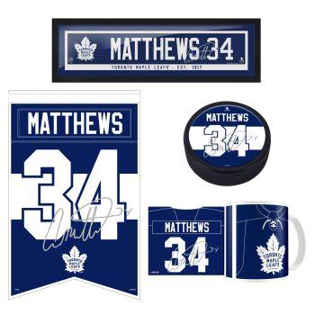 NHL Auston Matthews 4-Piece Fan Bundle