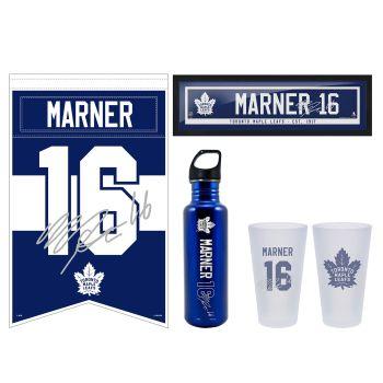 NHL Mitch Marner 4-Piece Fan Bundle