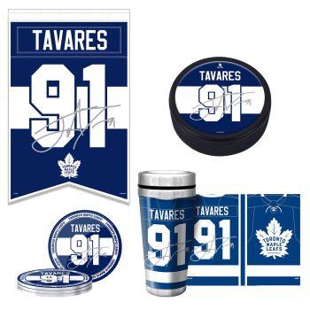 NHL John Tavares 4-Piece Fan Bundle