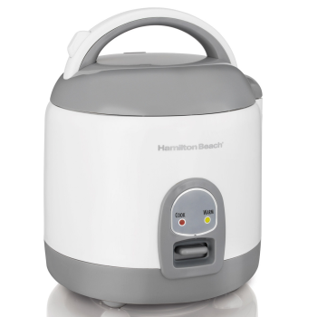 Hamilton Beach® 2-8 Cup Capacity (Cooked) Rice Cooker