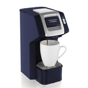 Hamilton Beach® FlexBrew® Single-Serve Coffeemaker - Navy
