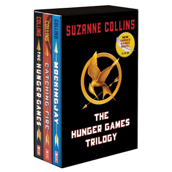The Hunger Games Trilogy Box Set: Paperback Classic Collection by Suzanne Collins