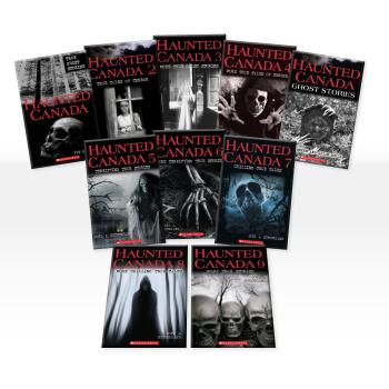 Haunted Canada: 10 Book Bundle by Joel A. Sutherland
