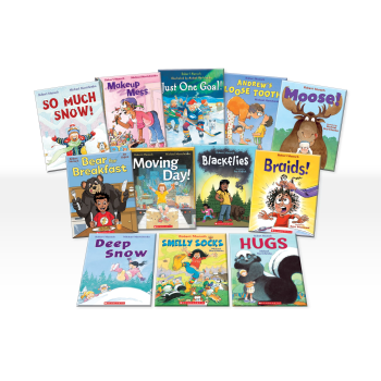Robert Munsch 12 Book Bundle