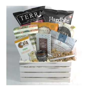 Peter & Paul's Gifts Better for You Gluten Free Gift Basket