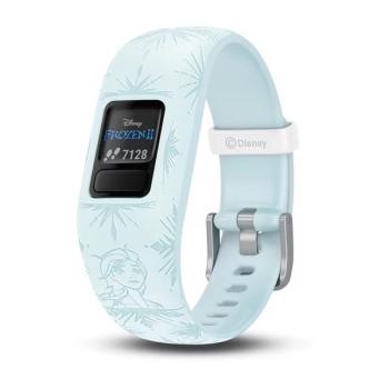 Garmin® Vivofit® jr. 2 Disney Frozen 2 Elsa Adjustable Fitness Tracker - Light Blue