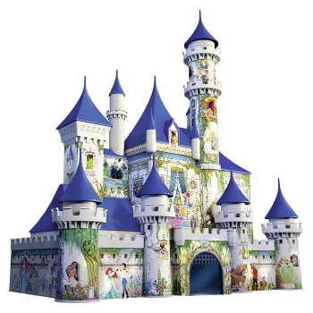 Ravensburger Disney Castle 216-Piece 3D Puzzle