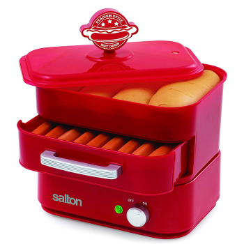 Salton® Hot Dog Steamer