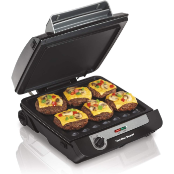 Hamilton Beach® 3-in-1 MultiGrill™