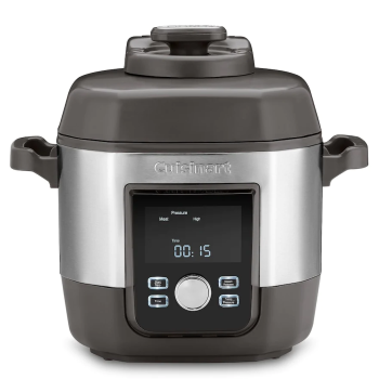 Cuisinart® 6-Quart High-Pressure Multi-Cooker