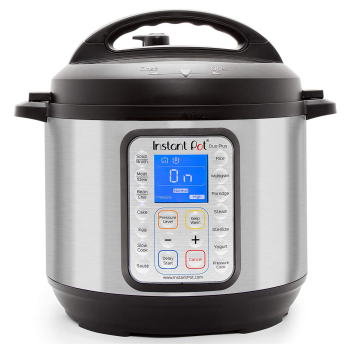 Instant Pot® Duo Plus 9-in-1 Multi-Use Programmable Pressure Cooker - 8-Quart