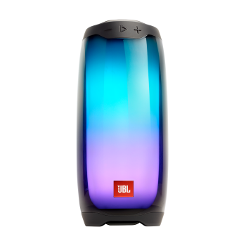 JBL Pulse 4 Portable Bluetooth Speaker - Black