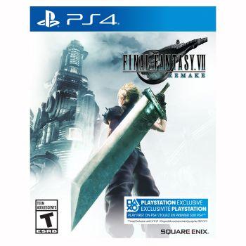Final Fantasy® VII Remake - PS4
