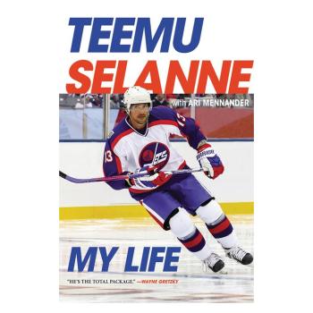 MY LIFE by Teemu Selanne, Ari Mennander