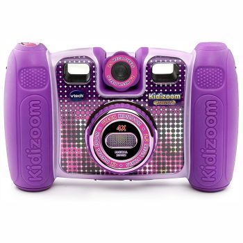 Vtech Kidizoom Twist - Purple - Bilingual