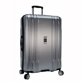 Delsey Eclipse Lite 28'' Expandable Spinner Trolley - Titanium