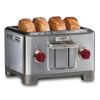 Wolf Gourmet Four Slice Toaster