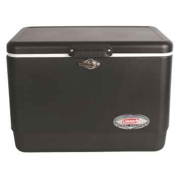 Coleman 54-Quart Steel Belted® Cooler - Black